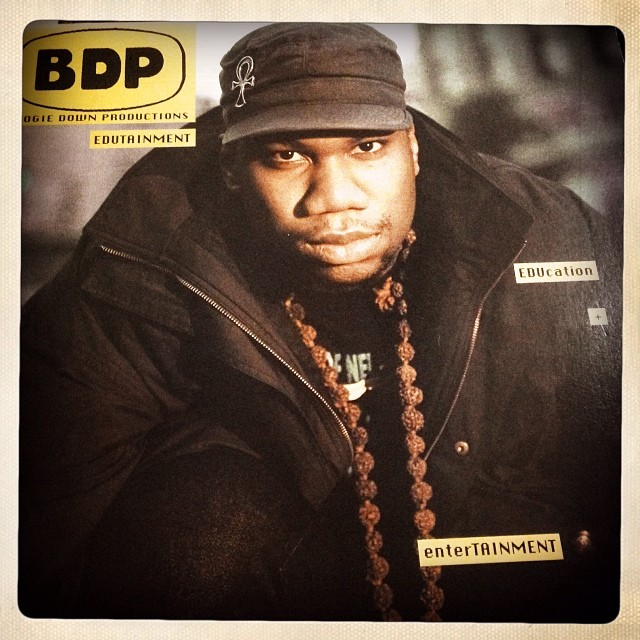 An album cover by BDP