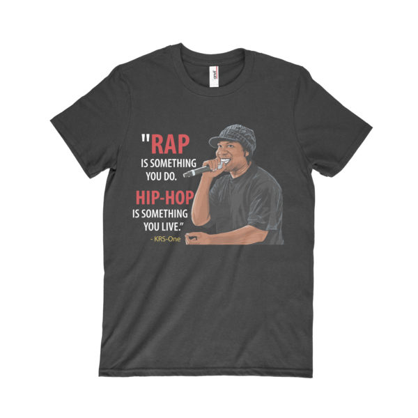 krs one tshirt