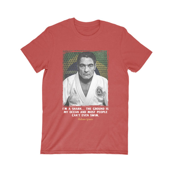 tribute to rickson red