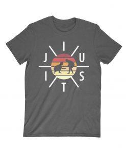 black jiujitsu tshirt